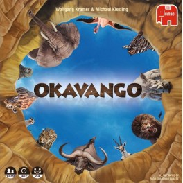 Okavango - juego de mesa