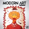 modern art juego de mesa