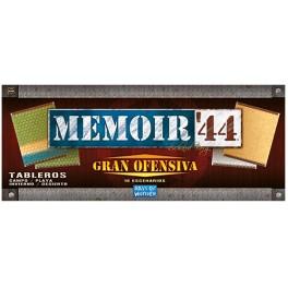 Memoir 44: Gran ofensiva - expansión juego de mesa
