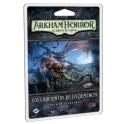 Arkham Horror: Los laberintos de la demencia expansión juego de cartas