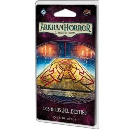 Arkham Horror: Los hilos del destino expansión