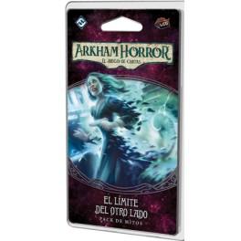 Arkham Horror: El limite del otro lado expansión