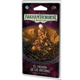 Arkham Horror: El corazon de los ancianos expansión