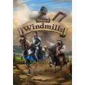 Lucha Contra los Molinos de Viento (Tilting at Windmills) - castellano juego de cartas