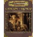 Dungeons and Dragons: cancion y silencio guia para bardos y picaros - Segunda mano