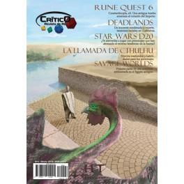 Revista de rol Critico - numero 4