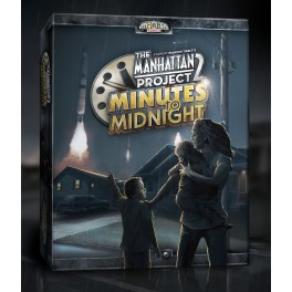 The Manhattan Project 2: Minutes to Midnight juego de mesa