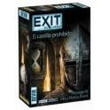 Exit: el castillo prohibido - juego de cartas