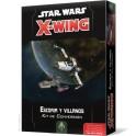 Star Wars: X-Wing Escoria y villanos - Kit de Conversion - Expansion juego de mesa