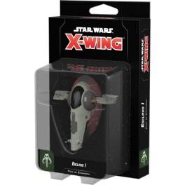 Star Wars: X-Wing Segunda Edicion: Esclavo I - Expansión juego de mesa
