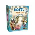 Hotel de insectos - juego para niños