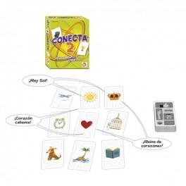 Conecta2 - juego de cartas