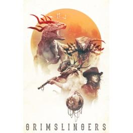 Grimslingers tercera edicion - juego de cartas