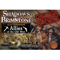 Shadows of Brimstone: Allies Expansion - Allies of the old west - expansión juego de mesa