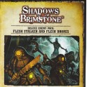 Shadows of Brimstone: Flesh Stalker and Flesh Drones Deluxe Enemy Pack - expansión juego de mesa