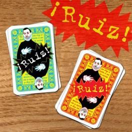Ruiz - juego de cartas
