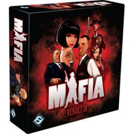 Mafia: Vendetta - juego de cartas