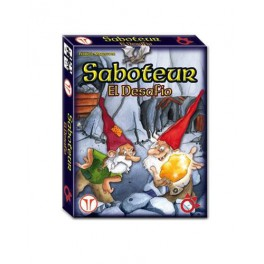 Saboteur: El Desafio juego de mesa