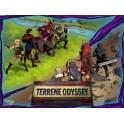 Terrene Odyssey - juego de cartas