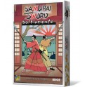 Samurai Sword: Sol naciente juego de mesa