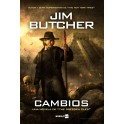 The Dresden files: cambios - novela