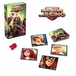 Secretos del reino - juego de cartas