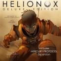 Helionox Deluxe: The Last Sunset - juego de mesa