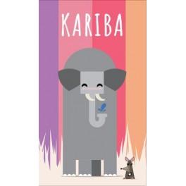 Kariba - Juego de cartas