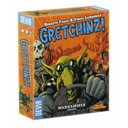 Gretchinz juego de mesa - cartas