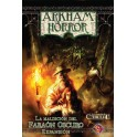 Arkham Horror: La Maldicion del Faraon Oscuro juego de mesa