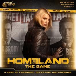 Homeland: the game juego de mesa