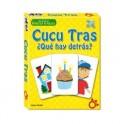Cucu Tras - Juego de cartas para niños