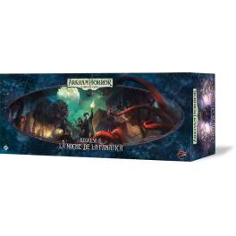 Arkham Horror: Regreso a La Noche de la Fanatica