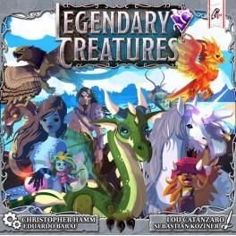 Legendary creatures - juego de mesa