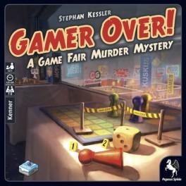 Gamer over - juego de cartas