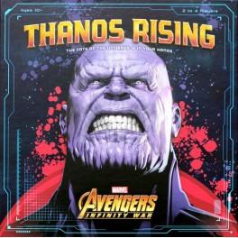 Thanos Rising: Avengers Infinity War - juego de mesa