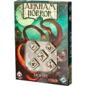 Set de dados Arkham Horror - Color Hueso