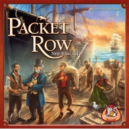 Packet Row - Segunda mano