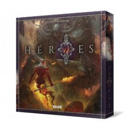 Heroes - juego de cartas