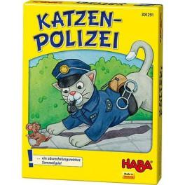 El Gato Policia juego de mesa haba