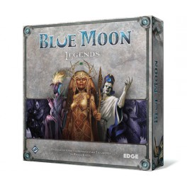 Blue Moon Legends (castellano) juego de mesa