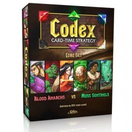 Codex: Card-Time Strategy – Core Set - Segunda mano