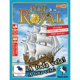 Port Royal: a toda vela - juego de cartas