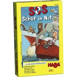 SOS - Oveja En Apuros juego de mesa haba
