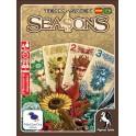 4 seasons - juego de cartas