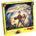 Atencion: monstruos glotones - juego de mesa para niños