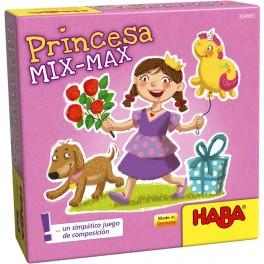 Princesa Mix Max - juego de mesa para niños
