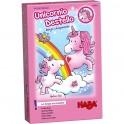 Unicornio destello: bingo chispeante - juego de mesa para niños