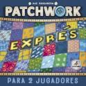 Patchwork expres - juego de mesa