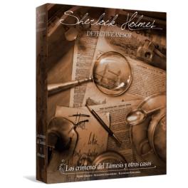 Sherlock Holmes Detective Asesor: Los crimenes del Tamesis y otros casos